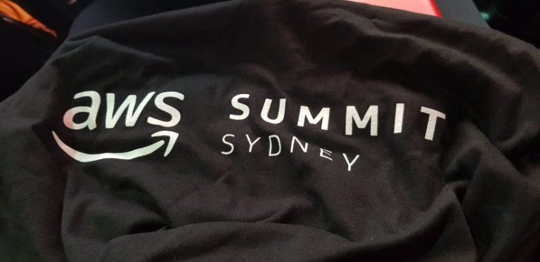 AWS Sydney Summit 2018 wrap-up