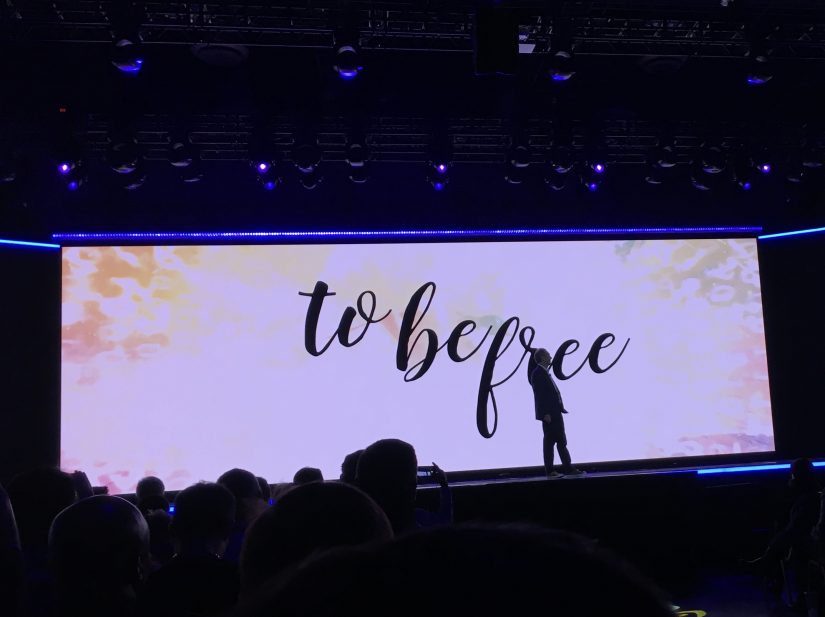 AWS re:Invent 2018 – day 3