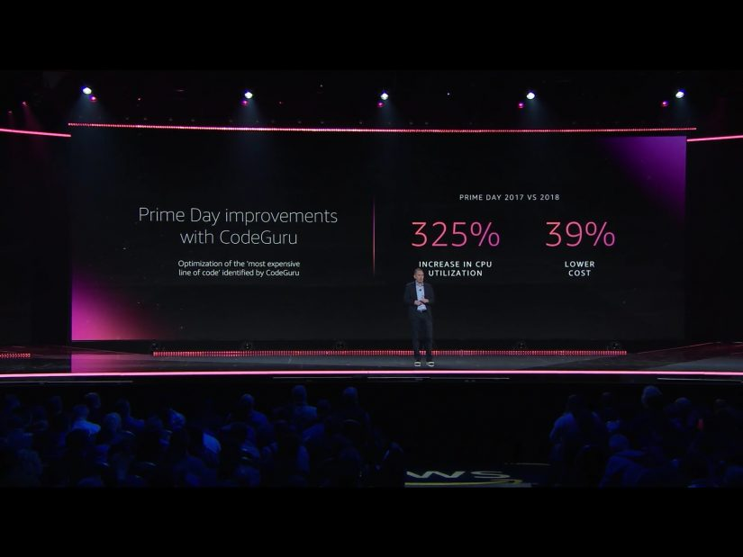 AWS re:Invent 2019 keynote (part 1)